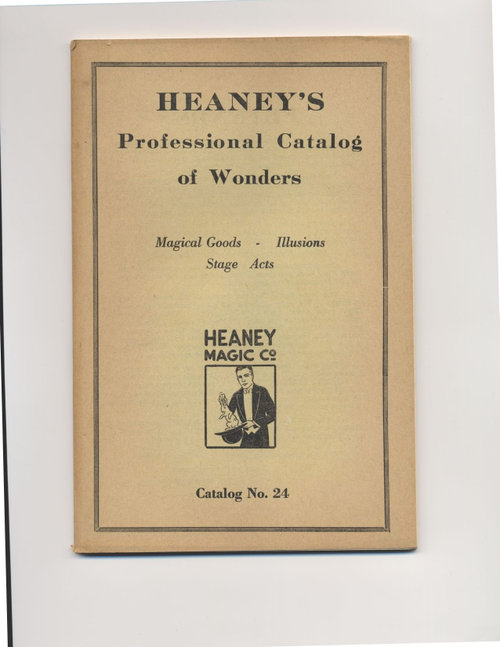 Heaney's Professional Catalog of Wonders #24